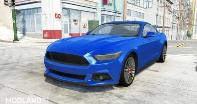 Ford Mustang GT 2015 [0.11.0]